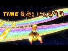 外國玩家成功征服 瑪利歐賽車Wii 不可能達成捷徑
