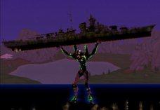 將《Terraria》玩成《新世紀福音戰士》的初號機??