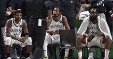 昨天NBA籃網隊三巨頭竟然輸騎士隊