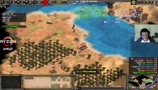 【Age of Empires II】被投石一發秒的小夜夜傻眼 ...