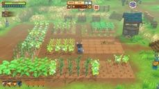 《Kitaria Fables》可愛元素+RPG+種田元素的動作冒險遊戲
