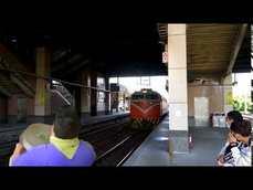 統神端火鍋被火車撞?