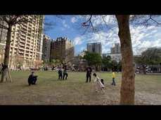 公園所有人都在看統神打了一個小時飛機?