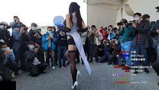 台北FF 超美腿COSER