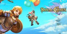 【新品推薦】免費制 RO風格 新大逃殺遊戲《Royal Crown》