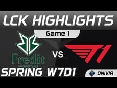 BRO vs T1  T1換陣土崩瓦解 被BRO直落二 2021 LCK春季賽Highlights