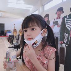 長大不得了!!泰國爆紅的6歲女童????