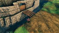 《Valheim》國外玩家分享小怪無法跨過的簡易橋梁