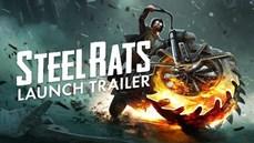 【限時免費】STEAM平台《鋼鐵鼠》免費當個暴走族 順便拯救世界 現賺$318