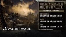 《惡靈古堡8》限時遊玩時間曝光