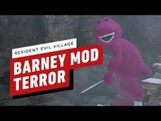 《惡靈古堡8 村莊》搞笑恐龍邦尼Demo Mod公開
