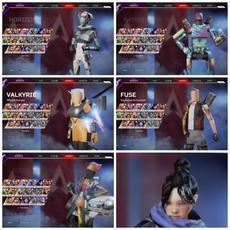 原來是樂高英雄 還以為是APEX英雄