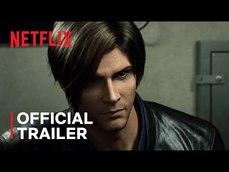 Netflix 原創動畫《惡靈古堡:無盡闇黑》最新預告片