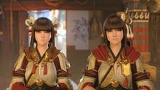 《魔物獵人 崛起》卡普空公布火芽、水藝雙胞胎聲優訪談!