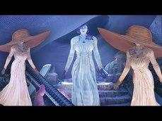 《惡靈古堡 8 村莊》MOD,每看一眼蒂米特雷斯庫夫人,她的帽子就會變大一次