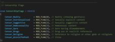 CDP遭駭客竊取的資料,出現小熊維尼跟中國