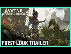 Ubisoft跟電影《阿凡達》的改編遊戲影片曝光