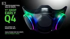 雷蛇確定今年秋季 RGB 電競口罩「Project Hazel」將正式上市