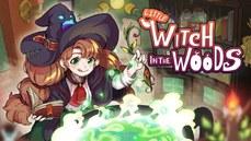 《林中小女巫》像素風可愛模擬遊戲,即將開放試玩