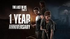 《最後生還者 二部曲》發售滿一週年,頑皮狗於官方推特發文慶祝