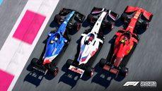 逐步晉級、角逐頒獎台——《F1® 2021》準備好在次世代主機首次亮相