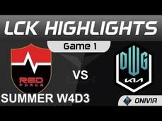 NS vs DK  Ghost重回賽場 BeryL拿出100%勝率茂凱Sup 2021 LCK夏季賽Highlights
