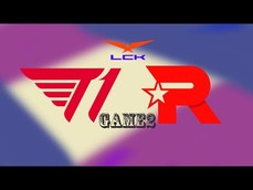 KT vs T1 Game2   上路被軍訓無阻 打野跟鬼一樣!