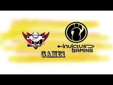 IG vs JDG Game1 京東五人去上捉Shy哥
