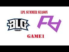 BLG好像是LPL的強隊 但和RA相比 我們FO哥應該是.....