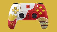 澳洲麥當勞推出50個PS5特色手把 原本要開送,卻因沒SONY授權而取消!