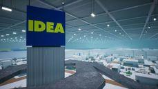 賣場大逃殺《Retail Royale》Steam預定免費上架,在不是IKEA的IDEA賣場大鬧特鬧