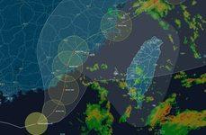[閒聊] 新颱風路徑太故意了吧