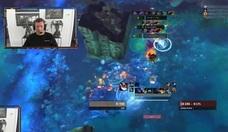 暴雪新老闆實況《魔獸世界》,抱怨戰士AoE只能打五隻是「垃圾設定」