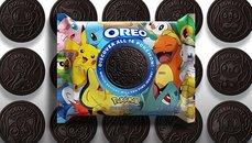 寶可夢合作OREO推出餅乾,「夢幻」圖樣 eBay拍賣 一塊餅乾要價3萬5千美金