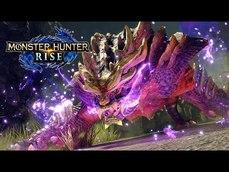 《魔物獵人 崛起》將於2022年1月13日登陸Steam平台