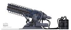 全面剖析你所不知道的人類主力王牌:磁性加速炮(MAC)─《HALO》歷史速成班