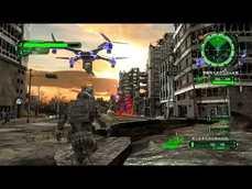 《地球防衛軍 6》東京電玩展 最新情報與試玩影片