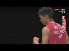蘇迪曼盃精彩回顧 八強 台灣對日本