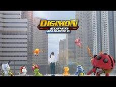 《數碼寶貝 Super Rumble》真人宣傳片 《數碼寶貝》MMO新作
