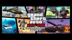 GTA 線上模式:「末日搶劫」官方預告片