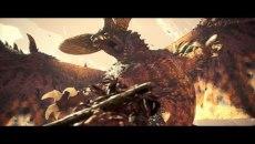 魔物獵人世界預告片#7