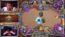 【爐石世界冠軍賽】Frozen vs tom60229 第一局 Frozen神抽 被逆轉
