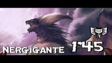 【魔物獵人:世界】HR 63 級 AkantoreX 1分45秒充能斧擊殺滅盡龍