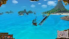 稱霸海盜時代!全新免費遊戲《Unearned Bounty 》登陸 Steam 平台!