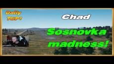 PUBG 21 Solo kills! Sosnovka madness | Chad