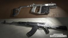 絕地求生【最新更新】實裝日韓服獨立鎖區、槍枝造型