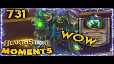 Hearthstone Daily Moments Ep. 731