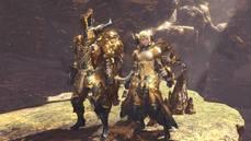 新地圖!新獵場「地脈黃金鄉」公開!&新魔物「爛輝龍」、新魔物套裝、新魔物武器、艾露貓裝公開!