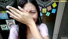 Babyhsu路邊大爆哭 跟CJ有關係?要檢舉她的頻道?