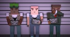Minecraft(X 方塊版GTA-《BROKE PROTOCOL 破壞協議》 限時免費領取